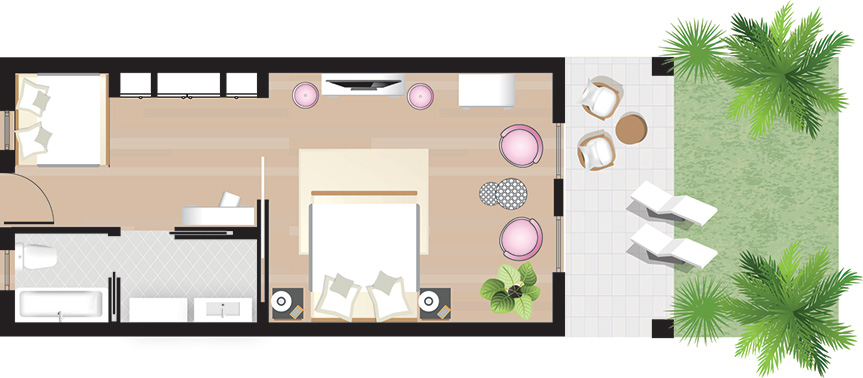 Junior-Family-Guestroom-Floorplan