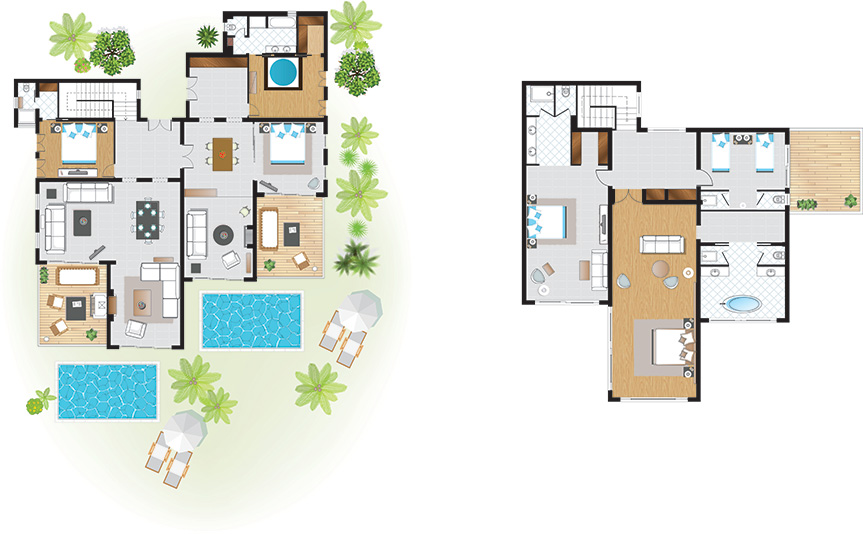 5-Bedroom-Grand-Beach-Villa-2019-floorplan