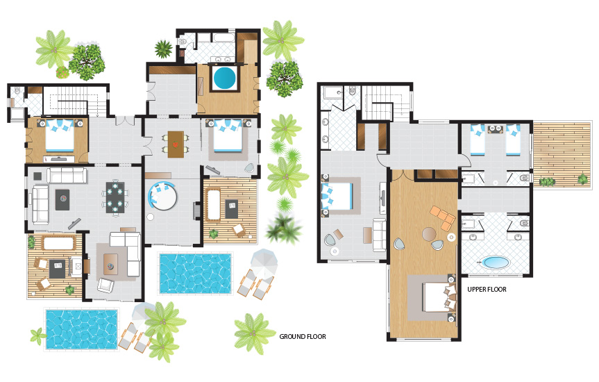 five-bedroom-grand-villa-on-the-beach-floorplan