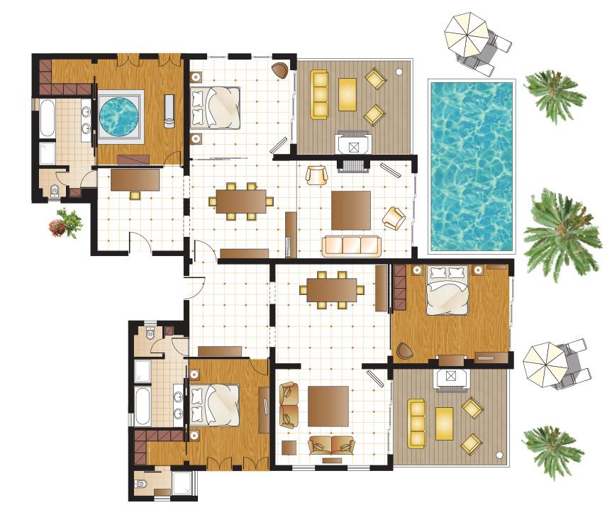 Villas At Shaver Apartments Home: Presidential Villa In Peloponnese
