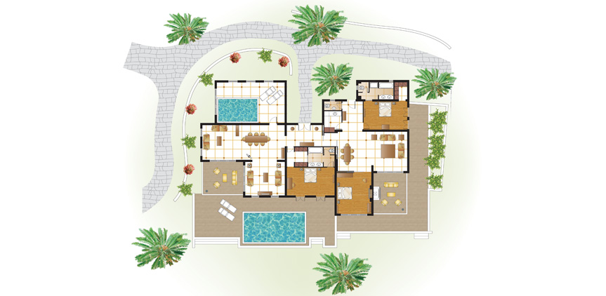 Mandola-Rosa-Royal-Pavilion-Indoor-and-Outdoor-pool-floorplan
