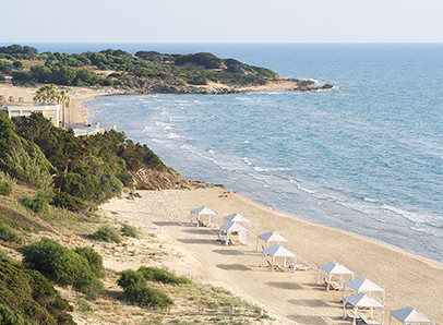12-beach-gazebos-in-riviera-olympia-resort-peloponnese