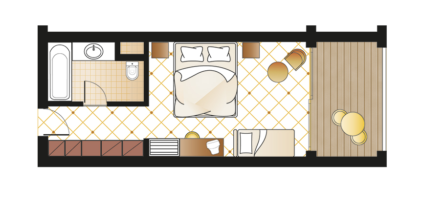 ilia-palms-double-room-floorplan