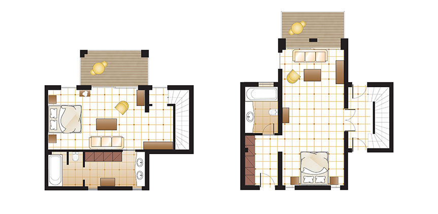 olympia-riviera-deluxe-bungalow-sea-view-floorplan