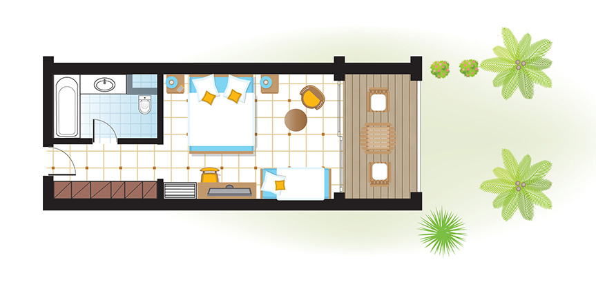olympia-riviera-superior-bungalow-sea-view-floorplan