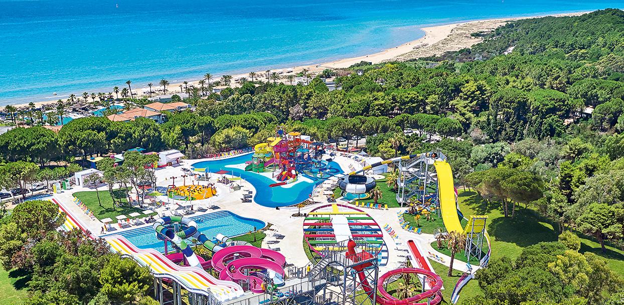 Aqua Park Greece | Riviera Olympia Mega Resort, Peloponnese