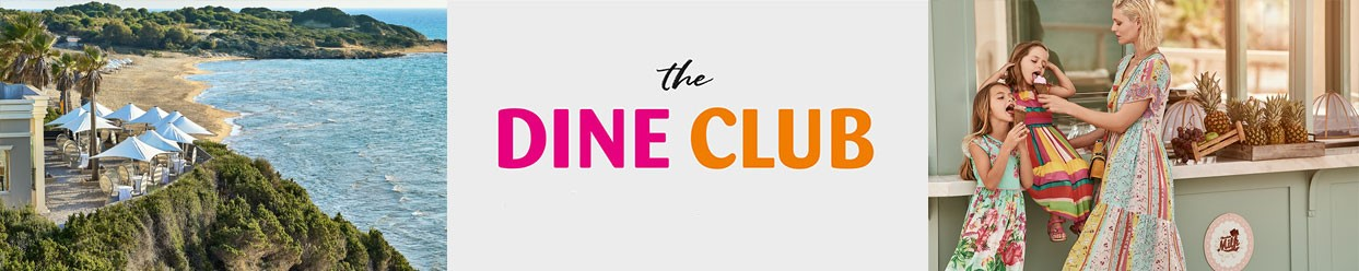 DINE CLUB-HALBPENSION
