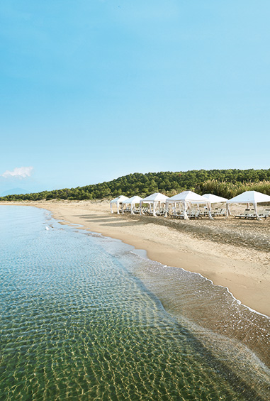 Riviera Olympia Beachfront Resort in Greece