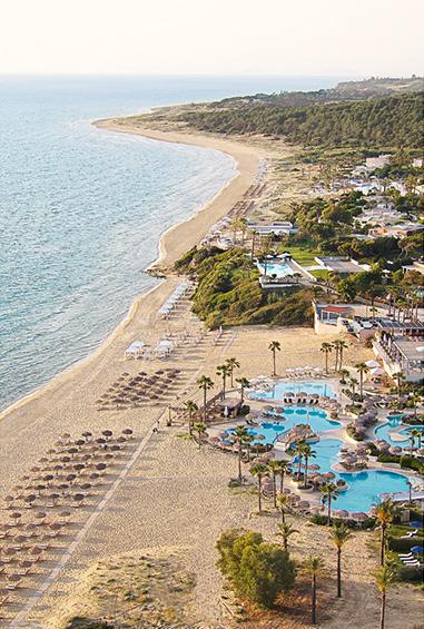 Olympia Oasis & Aqua Park Grecotel Luxury Resort